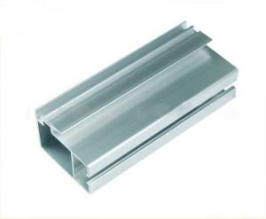 China Interior Aluminum Door Frames , 6061 6063 T3 - T8 Aluminum Extrusion Framing on sale