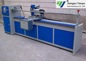 China Reflective Material Non Woven Slitting Machine , Cloth Roll Cutting Machine on sale