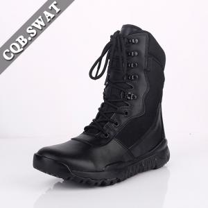 China Leather boots, Motorcycle Thigh High Boots, Work Boots for Mens Boots Style on sale