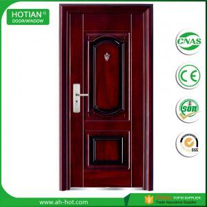 Turkey Door Design Security Steel Door For Apartment Main Gate