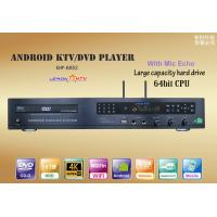 Wholesale Android Home KTV karaoke player sing machine,download vietnames english from cloud,bulid in DVD-ROM