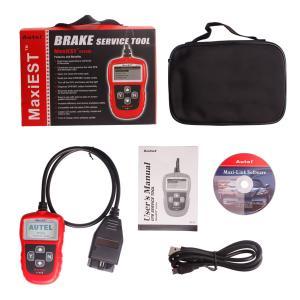 China Autel MaxiEST EST201 Brake Service Tool , Automotive Diagnostic Tools on sale