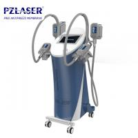 Most Effective! Cellulite Removal Machine , Cryogenic Lipolysis Machine No Pain
