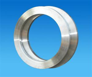 China Petroleum Machine Welded Steel Forged Rings , Custom Steel Rings  ISO 9001 2008 OD 300 - 1200MM on sale