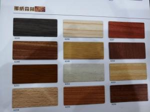 China Durable Wooden Aluminium Composite Panel For Hospital , Hotel , Office on sale