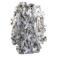 Snow Camo Leafy Hunting Suit Leafy Camouflage Clothing 100% Polyester