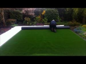 China hot selling landscape artificial grass on sale