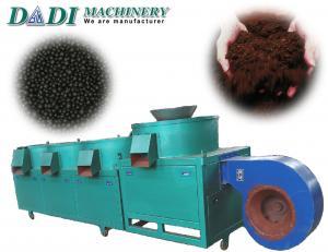 China Round organic fertilizer granules machine on sale