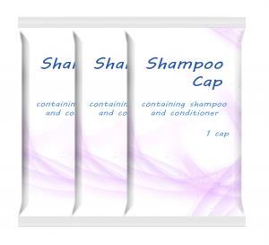 China Rinse Free Shampoo And Conditioner Cap supplier