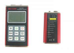 China High Performance Ultrasonic Thickness Gauge Meter Low Battery Information on sale