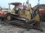 Open Cabin Bulldozer Second Hand D6R With 3306T Engine 10.5L Displacement