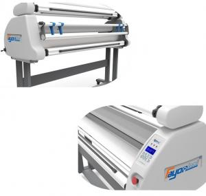 China Electric Laminating Machine of Laminating / Cold Laminating With Slitter on sale