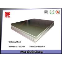 Fr4 Glass Epoxy Sheet for PCB Fixtures