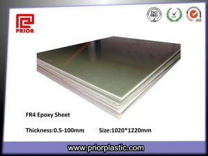 China Fr4 Glass Epoxy Sheet for PCB Fixtures on sale