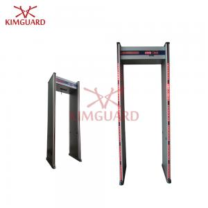 China Airport Commercial  Metal Detector X Ray Machine Light Sound Alarm Body Scanning on sale