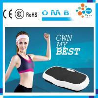 China As Seen On TV Electric Crazy Fitness Massager Plate on sale