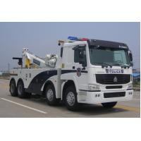 Colorful Heavy Duty Wrecker , Special Purpose Truck For Road Recovery
