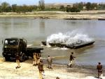 Heavy Military Emergency Pontoon Floating Bridge For Ferry Raft, Anchoring Rafts