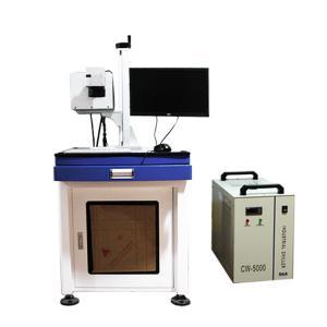 China High precision UV Laser Marking Machine 3W  , UV Laser Marker USB Connection on sale