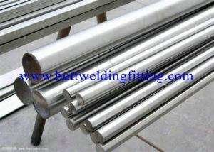China Heavy Wall Round Stainless Steel Seamless Pipe ASTM A511 SS Hollow Bar on sale