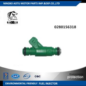 China High Performance Peugeot 206 Nissan Z24 Auto Fuel Injector 0280156318 on sale