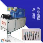 Máquina de desmontaje del cable para la fibra de vidrio, máquina de desmontaje del cable del pedazo ISO