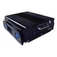 PAL 25fps NTSC 30fps 3G 4 Channel H.264 High Profile Mobile DVR with GPS for Bus Security