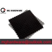 PVC Interlocking Puzzle Plastic PVC Floor Tiles Mats for Car Washing Room, Garage