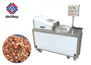 China Fully Automatic Frozen Meat Bone Cutting Mchine High Capacity 600-800kg/H on sale