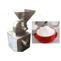 Small Scale Sugar Powder Making Machine , Sugar Grinding Machine For Pharmaceutical Industry