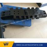 XCMG Crawler Crane Undercarriage Parts Track Shoe Bottom Roller Top Roller Sprocket Idler