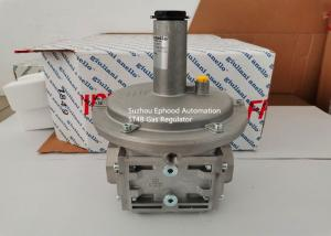 China Italy Giuliani Anello Made ST4B Model High Pressure Gas Regulator With Shut Off Valve on sale