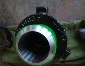 China Oilfield 2 Fig Fig 1502 Hammer Union , Weco Hammer Union For Wellhead Connection on sale