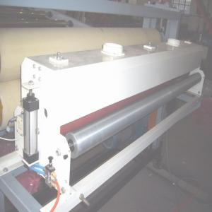 China Recycled Grains Plastic Sheet Extrusion Machine For Calendar Line on sale