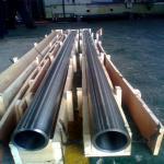 Nickel 200 seamless tube for heat exchanger ASTM B161, ASME SB161