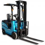 Economical Side Shifter 1600mm Fully Powered Electric Reach Truck Forklift