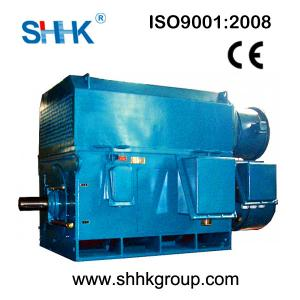 China three phase slip ring electric motor 500kw on sale