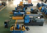 Stainless Steel Strip Slitting Machine , Metal Sheet Cutting Machine Steel coil slitting machine for sale sheet metal