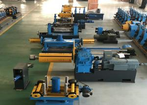 China High Precision Automatic Steel Slitting Machine /stainless Metal Slitting Line automatic metal steel coil slitting line on sale