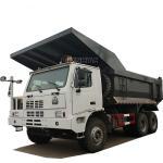 SINOTRUK HOWO EURO III Euro 2 70ton underground mineral mine dump mining tipper truck