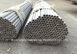 ASTM Seamless Stainless Steel Pipe 201 316L For Industrial OD 6mm To 530mm