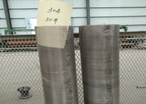 China Corrosion - Resistant Plain Stainless Steel Wire Cloth With 1 - 635 Mesh on sale