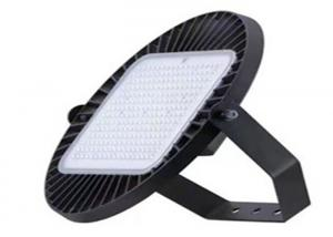 China Mean Well Driver UFO LED High Bay Light 3030 80 - 200w No UV And Thermal Radiation on sale