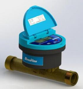 China DW Digital Display Ultrasonic Water Meter on sale