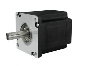 China 110BHT NEMA 43 3 Phase Square Hybrid Stepper Motor , 110MM Stepper Motor for Medical Instrument wholesale