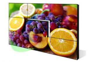 China 3.5mm 46 Inch 3 X 3 Narrow Bezel LCD Video Wall 1920 * 1080 Resolution For Shopping Malls on sale