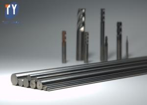 China TD08 TX10 10mm To 300mm Tungsten Carbide Bar Stock Good Chemical Stability on sale
