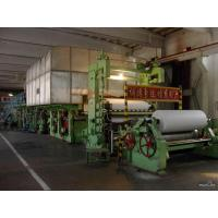 Hot-sale Paper Machine and Writing Paper Making Line, Turn Key Project