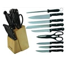 China stainless steel knife sets on sale