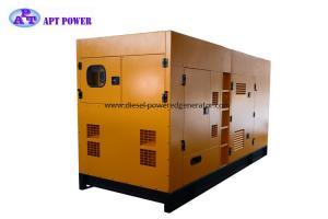 China Sortie de perfection de générateur de moteur diesel de Doosan DP158LC de 450kVA avec le panneau automatique de début on sale